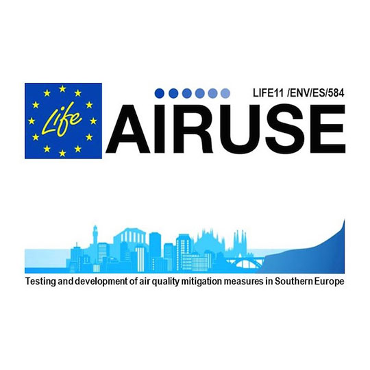 Airuse project